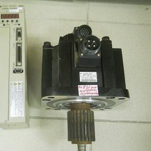ремонт серводвигателей сервомоторов servo motor энкодер резольвер серв