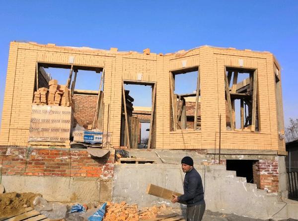 Строительство домов  2