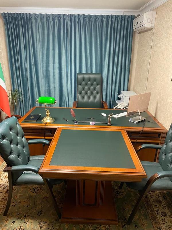 Мебель в отличном состоянии - рабочий кабинет 7
