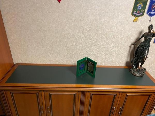 Мебель в отличном состоянии - рабочий кабинет 8
