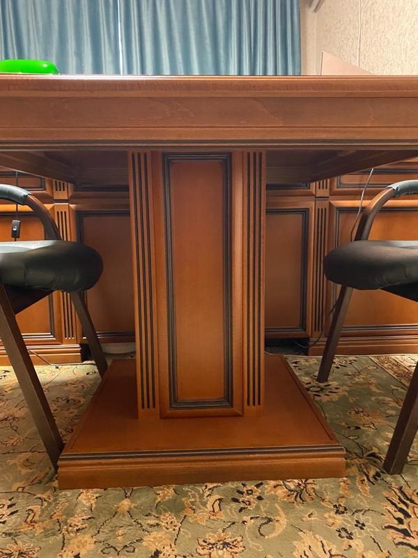 Мебель в отличном состоянии - рабочий кабинет 10
